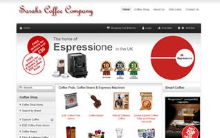 Sarahs Coffee Company